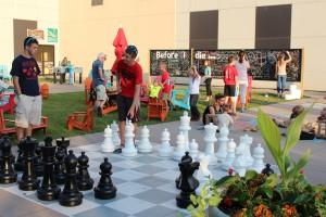 Backyard Board Games & Before I Die